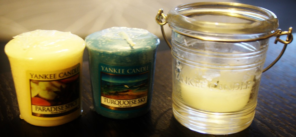 Votive Yankee Candle