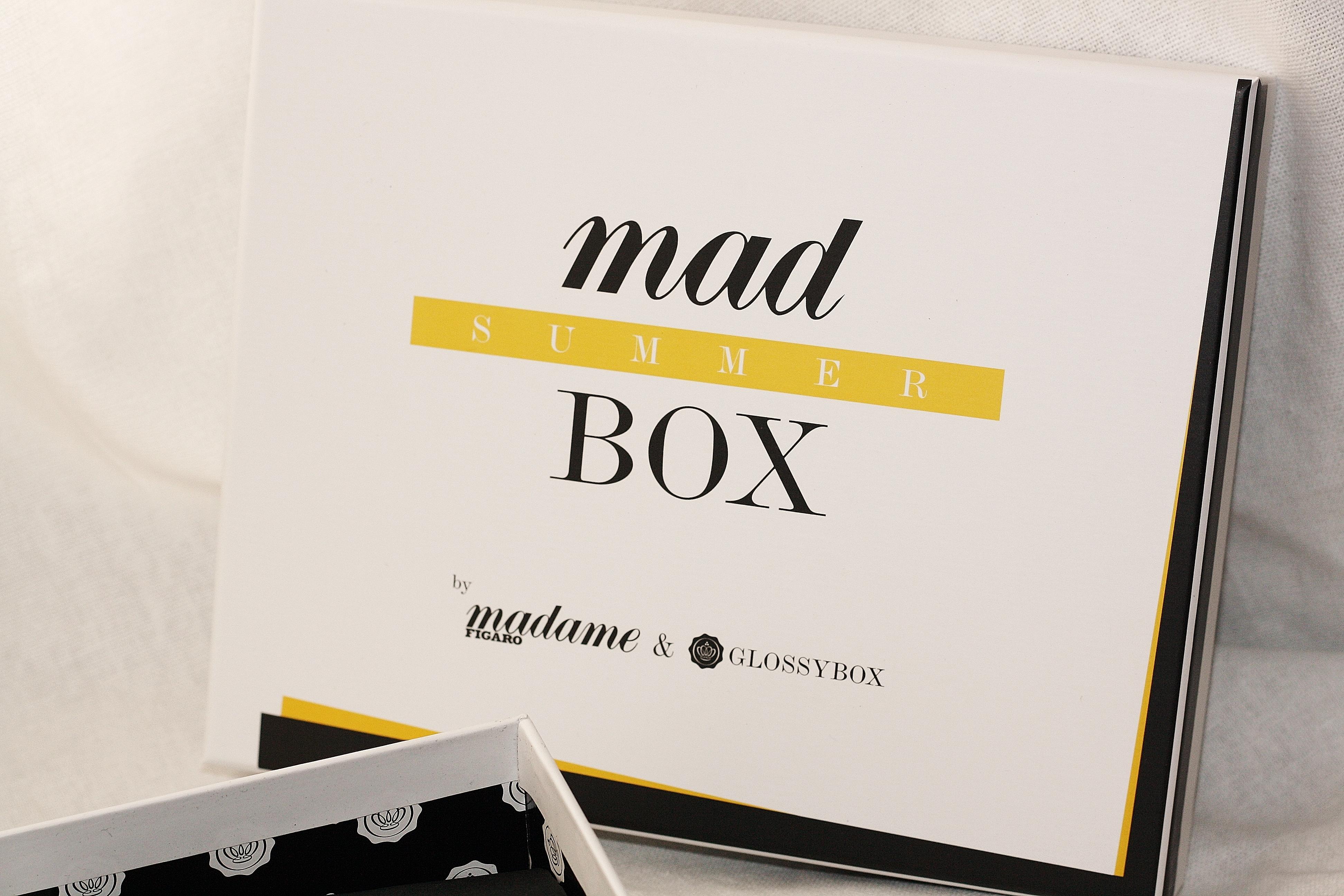La boîte Mad Summer Box