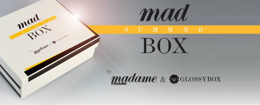 Visuel Mad Summer Box