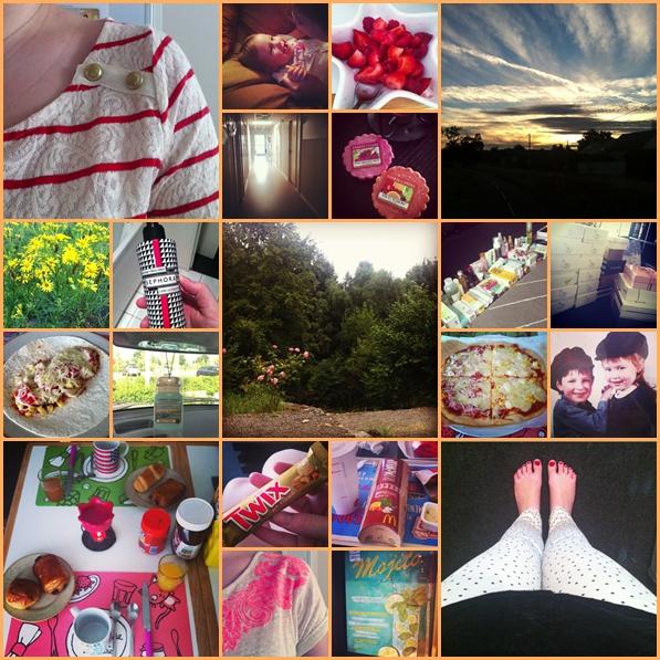 Mes semaines Instagram #26 & #27