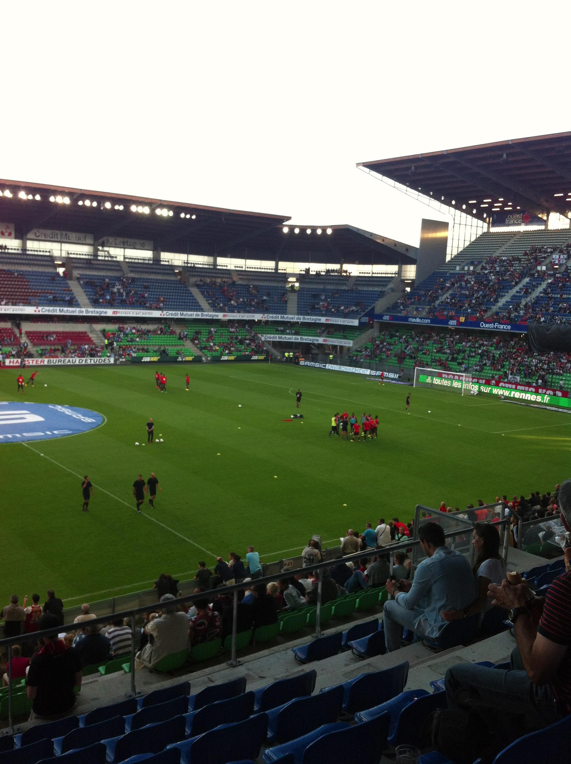 Stade de la Route de Lorient - Rennes