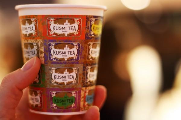 Dégustation Kusmi Tea BB Detox