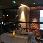 La Cantine à Deauville - Table à l'étage