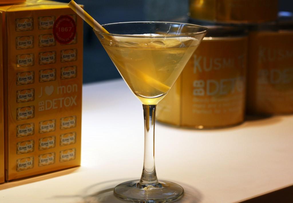 Cocktail Kusmi Fizz