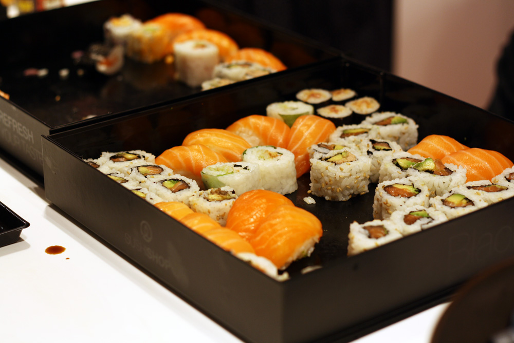 Dégustation Sushi - Sushi Shop