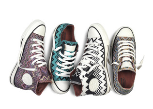 Collection capsule Converse et Missoni