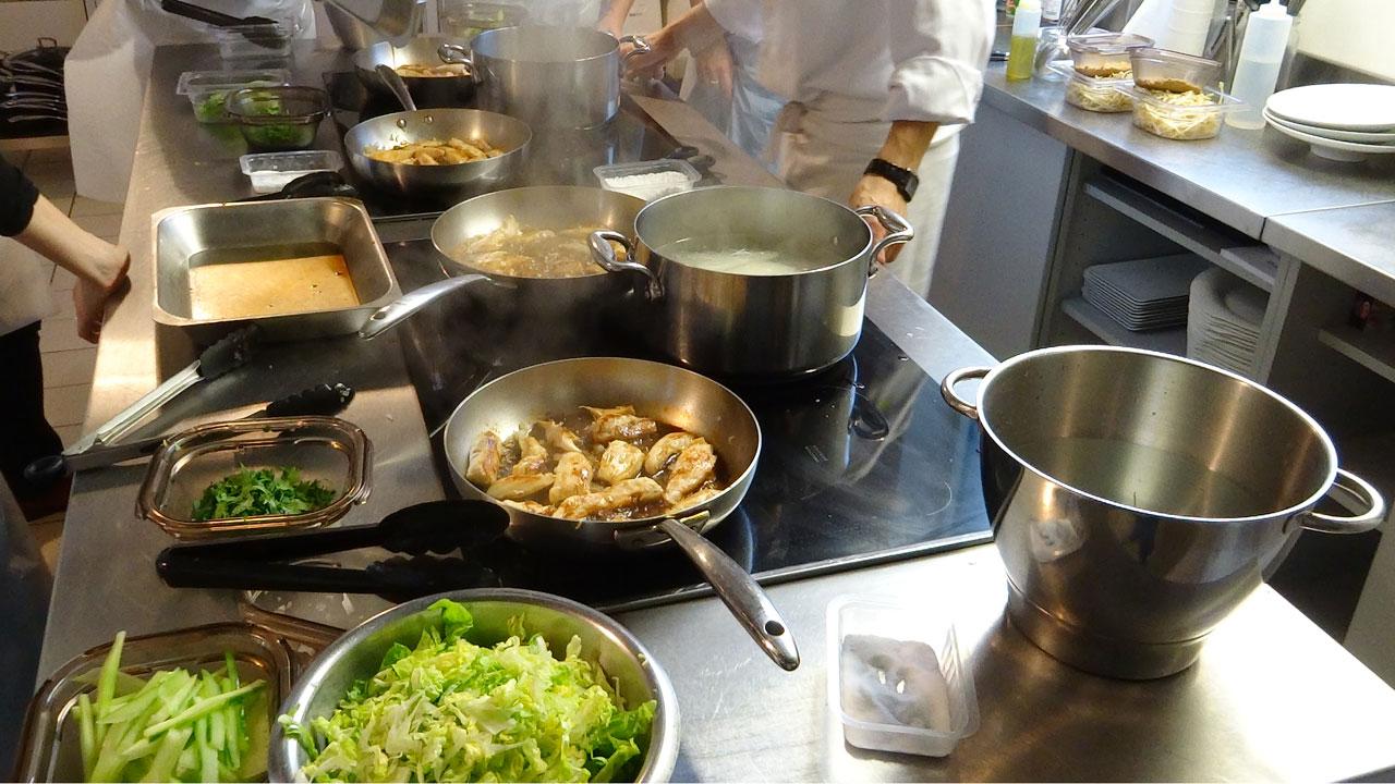 Bazar cuisine