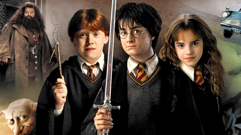 Harry Potter et le Chambre des Secrets