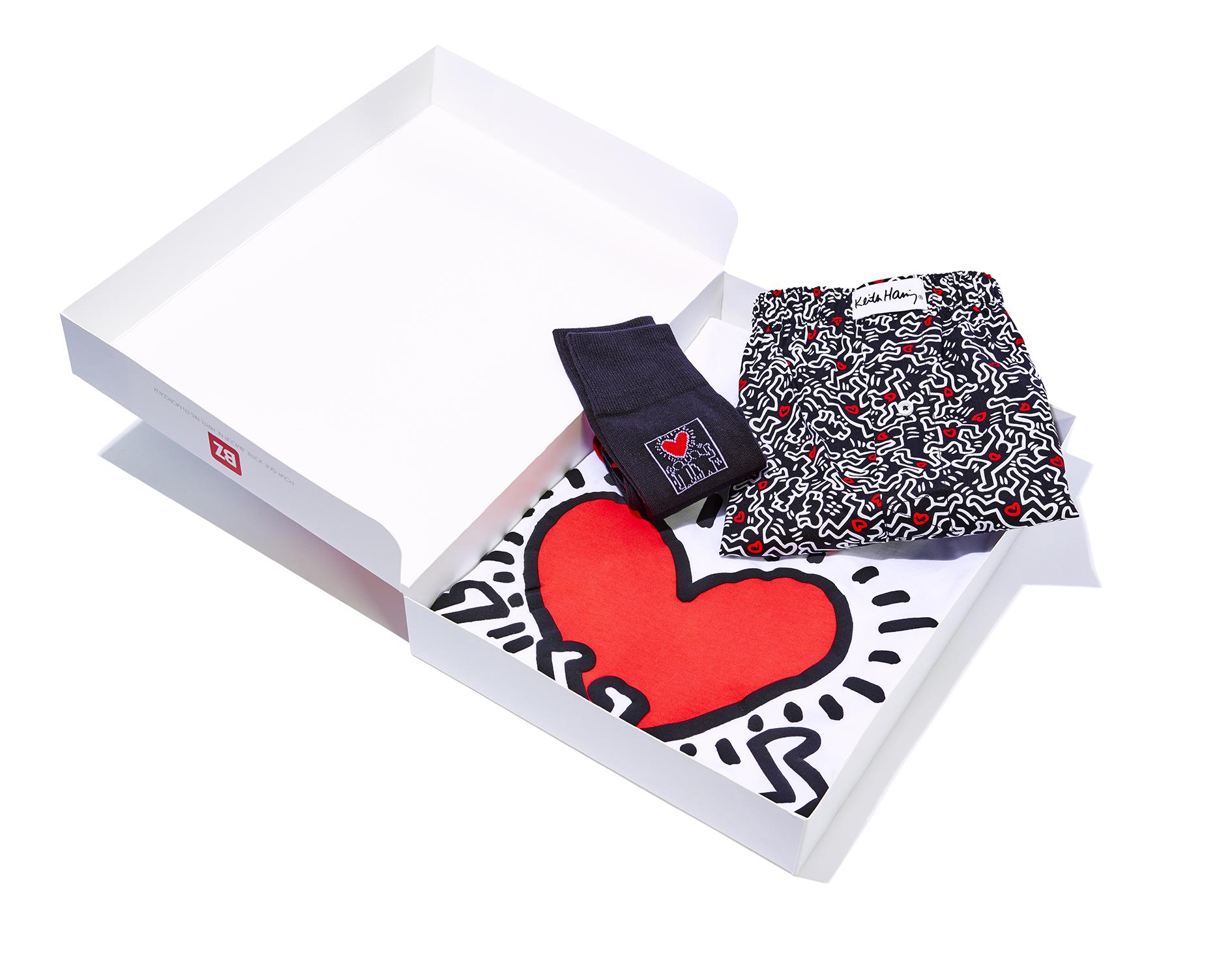 Celio x Keith Haring
