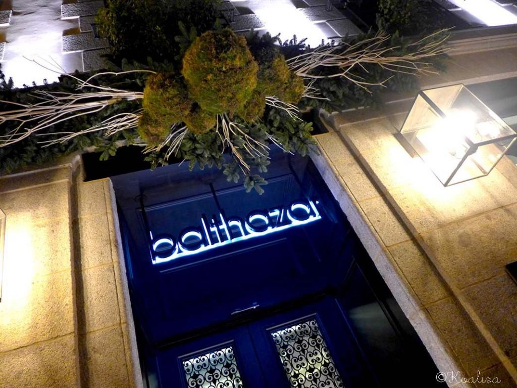 La façade du Balthazar par Koalisa