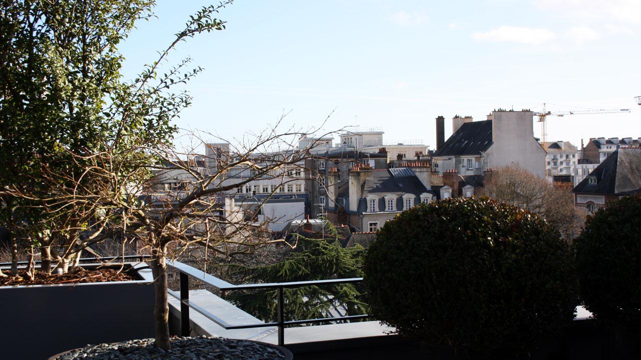 Terrasse hôtel Balthazar