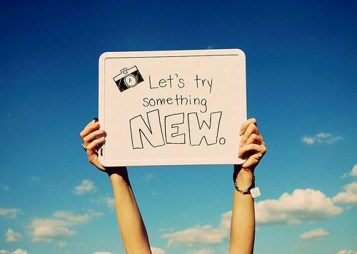 Une nouvelle vie !