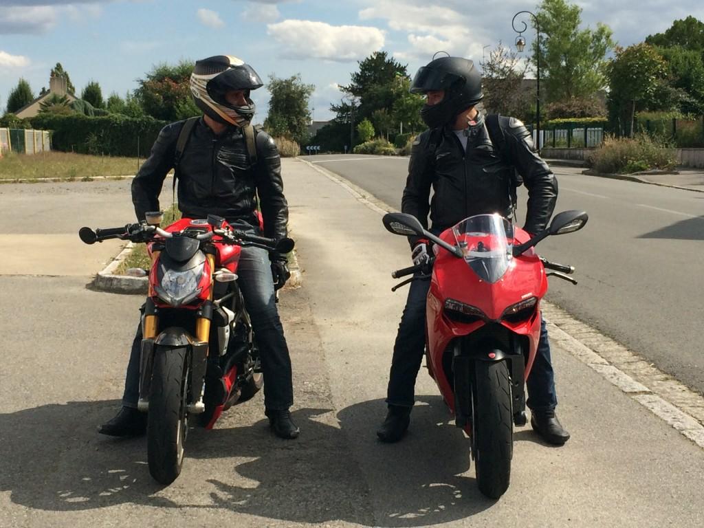 Ducati : Roadster ou Sportive ?