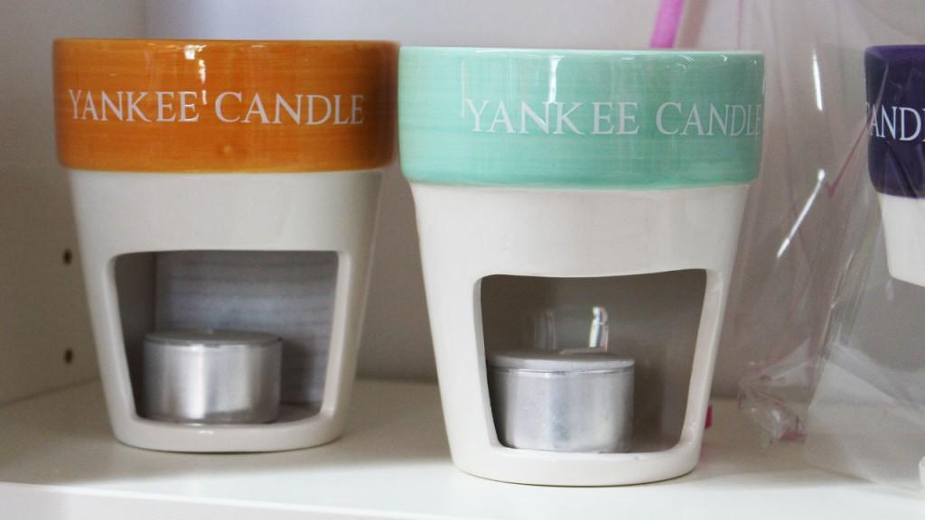 Brûleur Yankee Candle