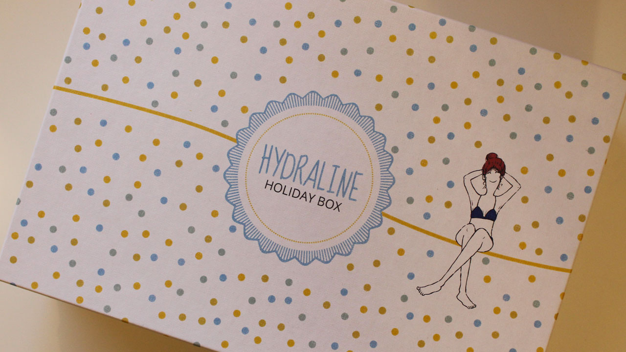 Hydraline Holiday Box
