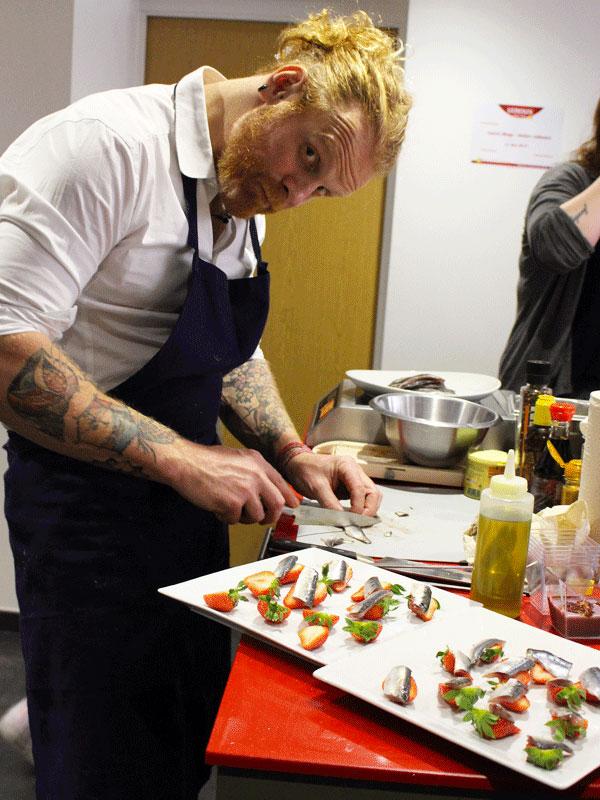 Nicols Pourcheresse Candidat Top Chef