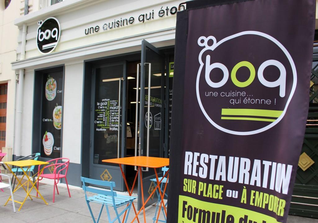 Restaurant Boq Rennes