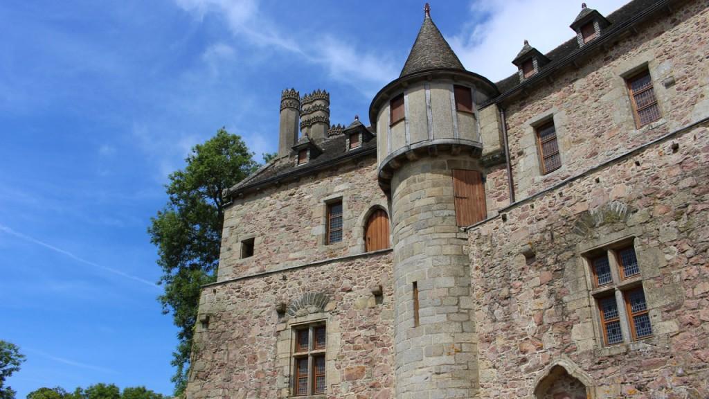Chateau de le Roche Jagu