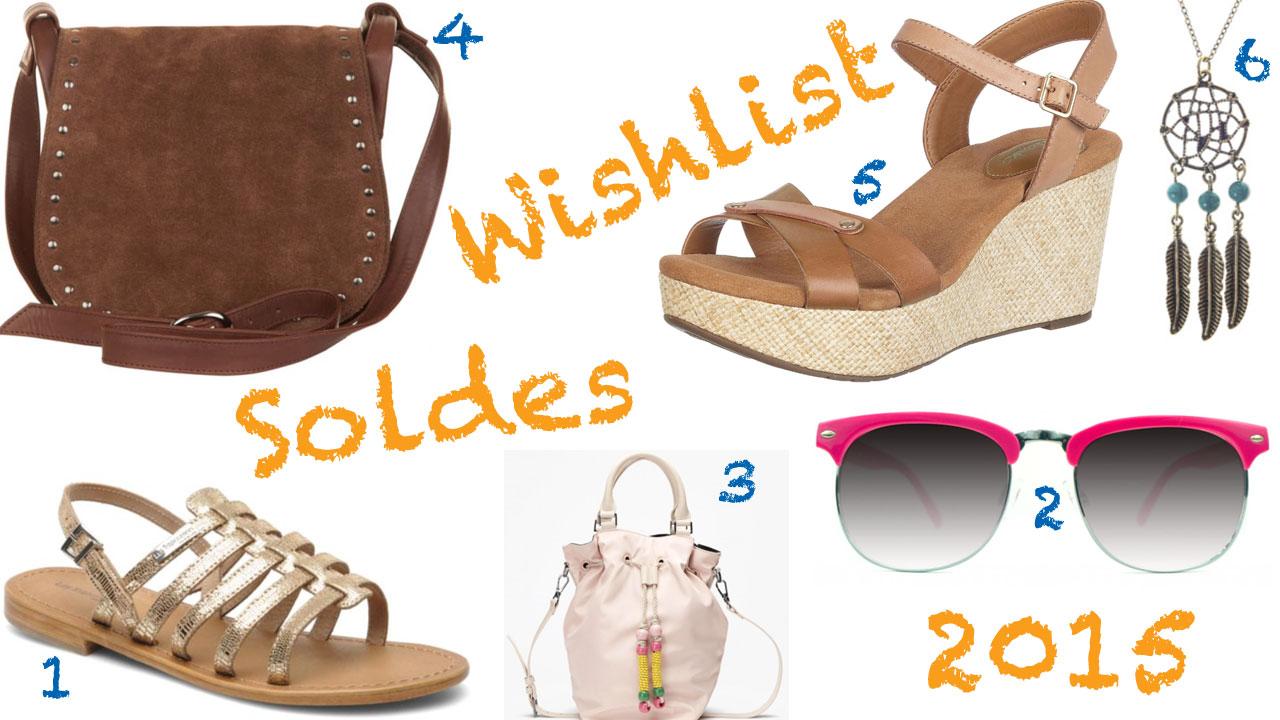 Wishlist Soldes Mamzelle Laura