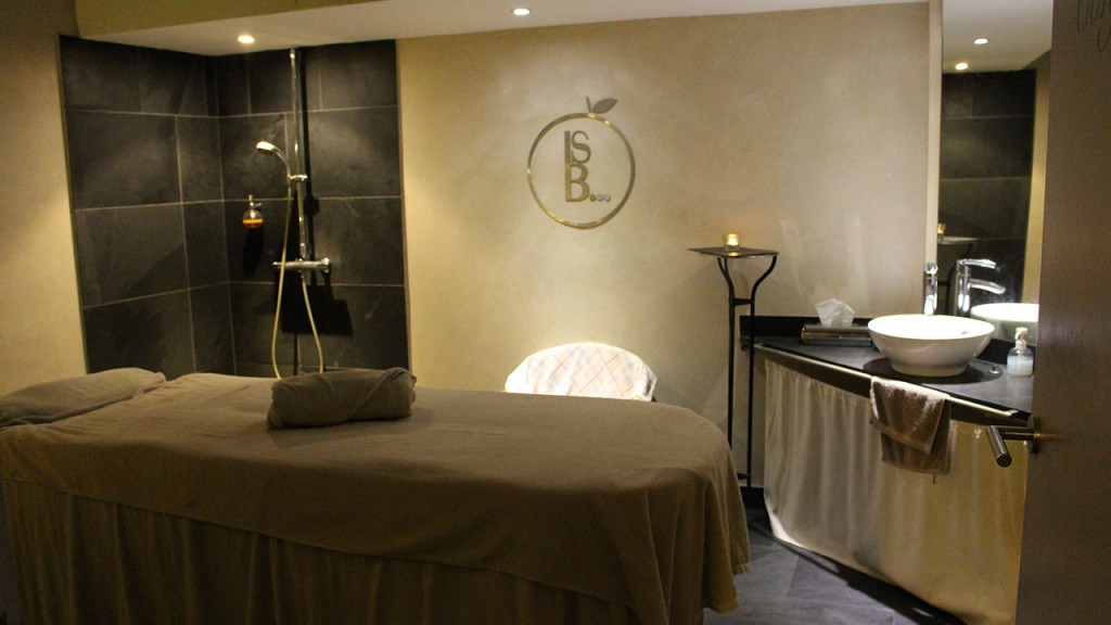 Cabine Massage Spa Rennes