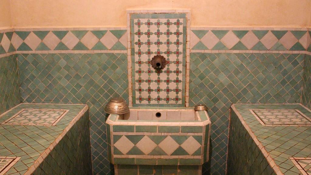 Hammam marocain