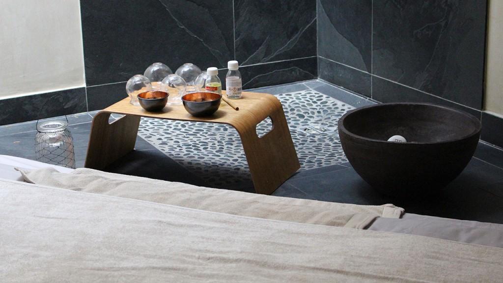 Rituel massage Thaï