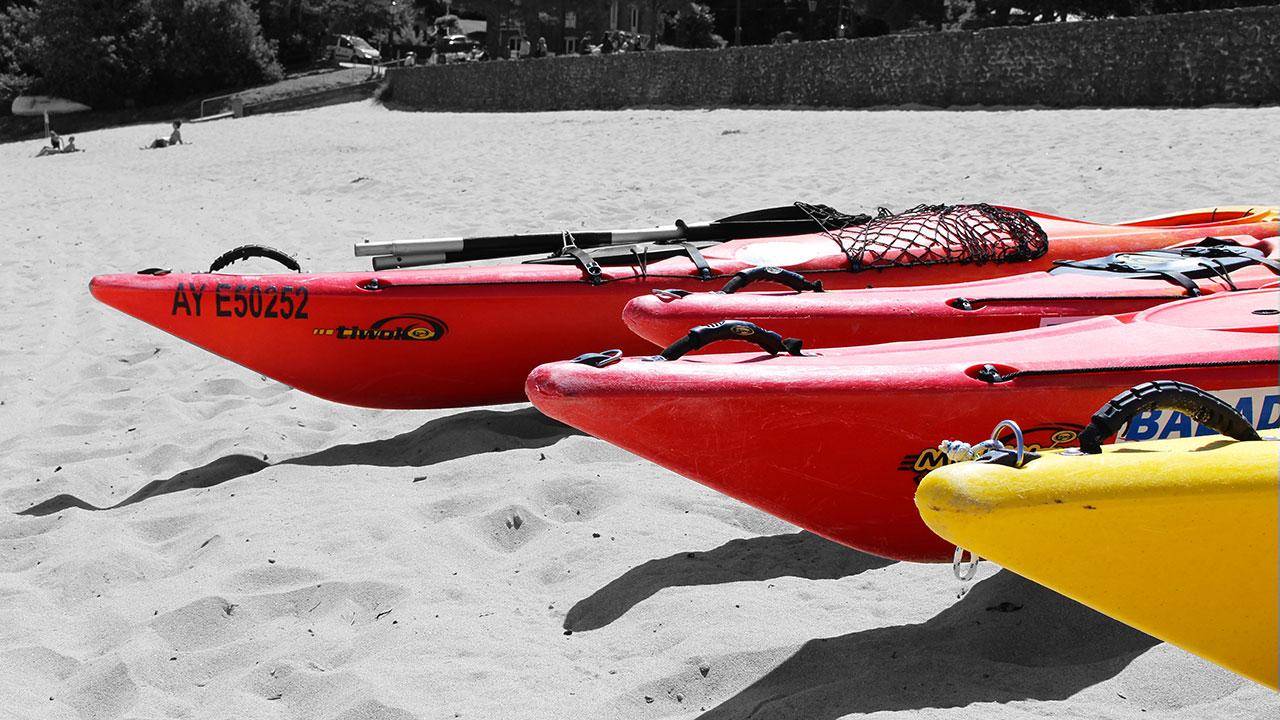 Matériel Kayak