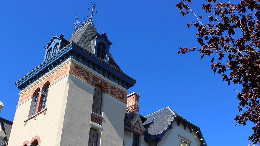 Villa les Roches Brunes Dinard
