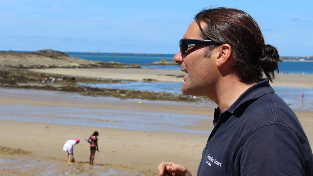 Yann guide naturaliste Dinard
