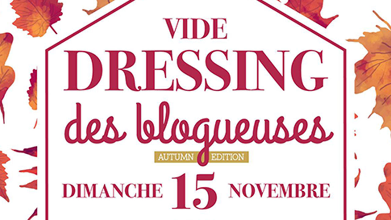 Vide dressing des blogueuses à Rennes