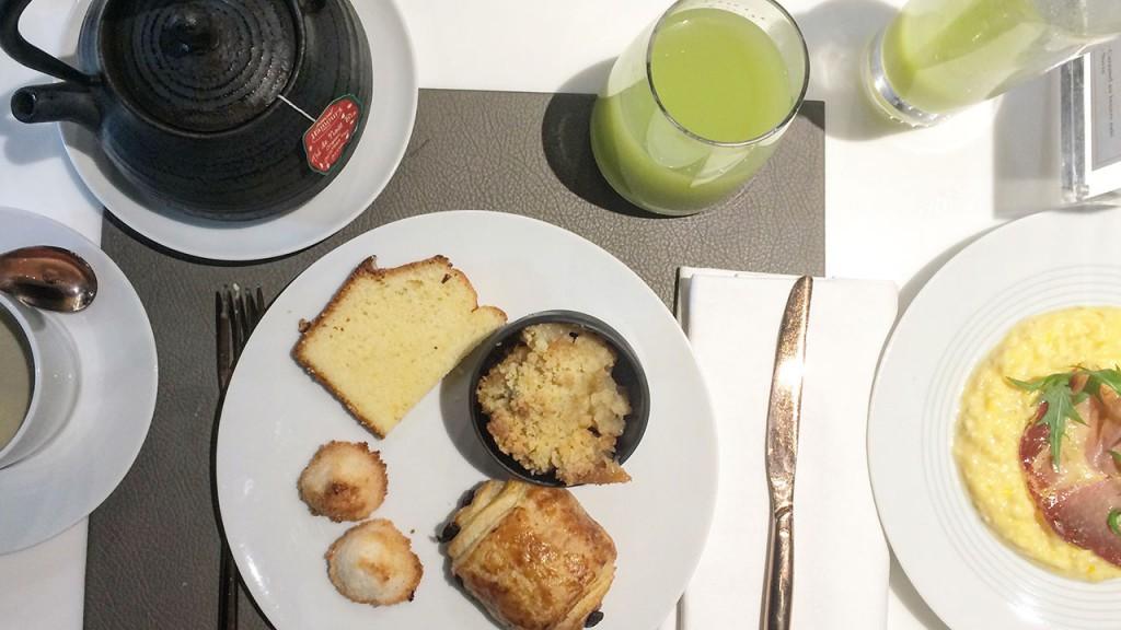 Assiette brunch à Rennes
