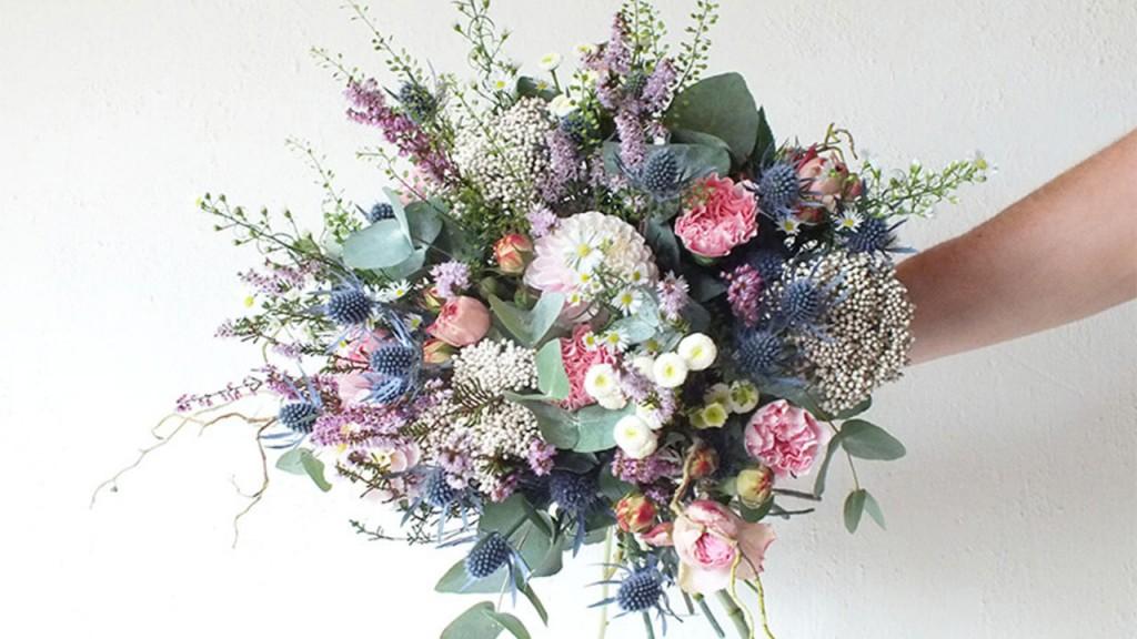 Bouquet fleurs Emilijolie