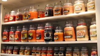 Boutique Yankee Candle