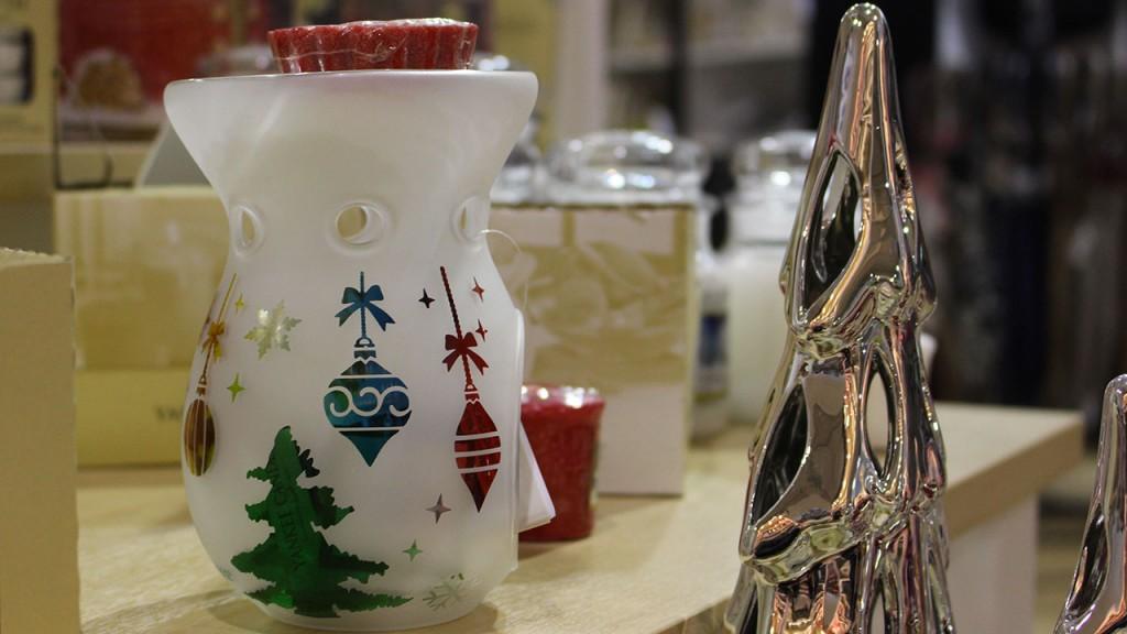 Brûleur Noël Yankee Candle