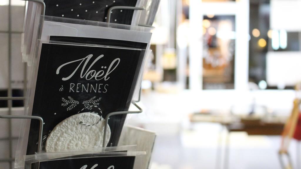 Cadeau de Noël à Rennes