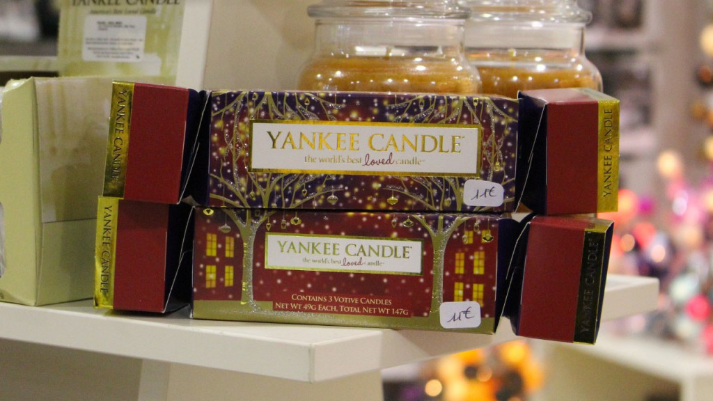 Coffret Crackers Yankee Candle