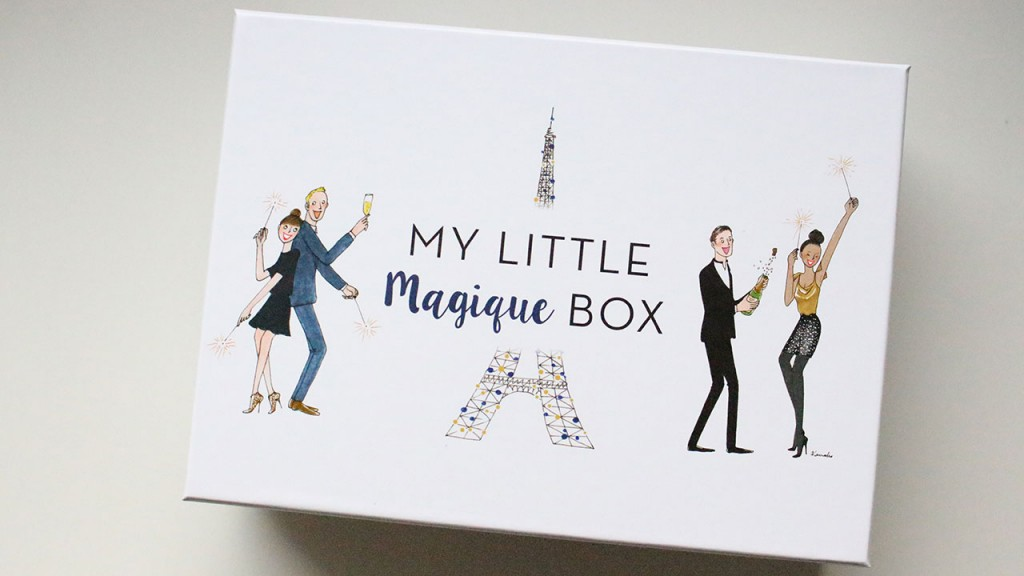 My Little Magique Box décembre 2015
