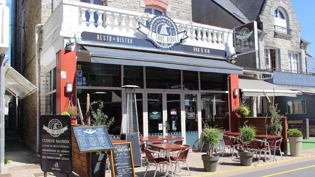 Restaurant le Truc Bidule