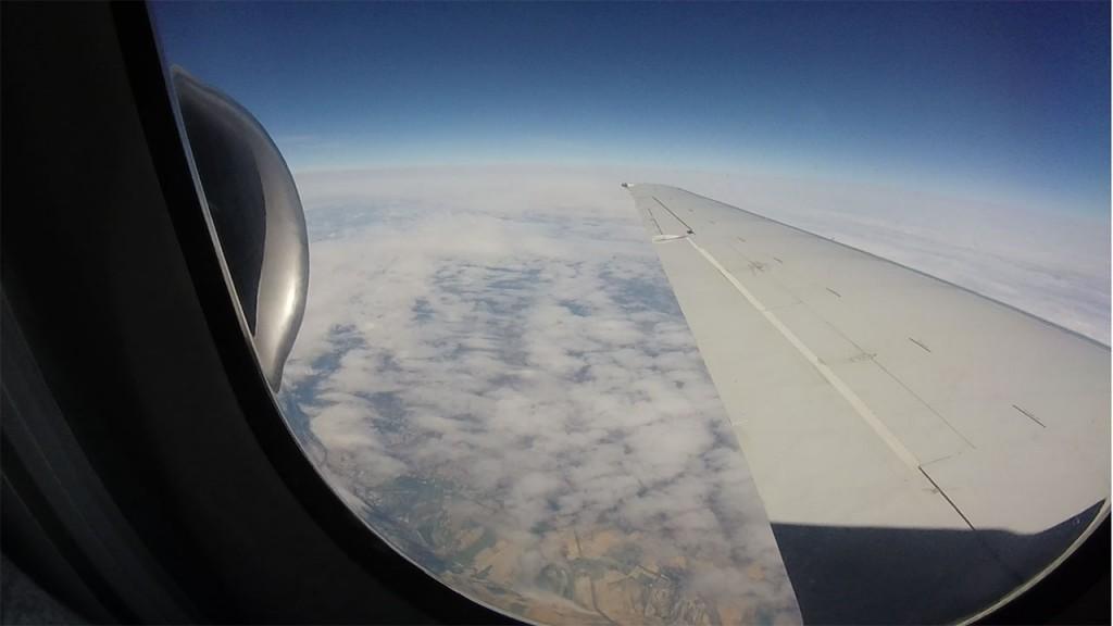 Vol Nantes - Palerme avec la compagnie Volotea