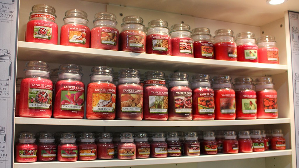 Yankee Candle Boutique