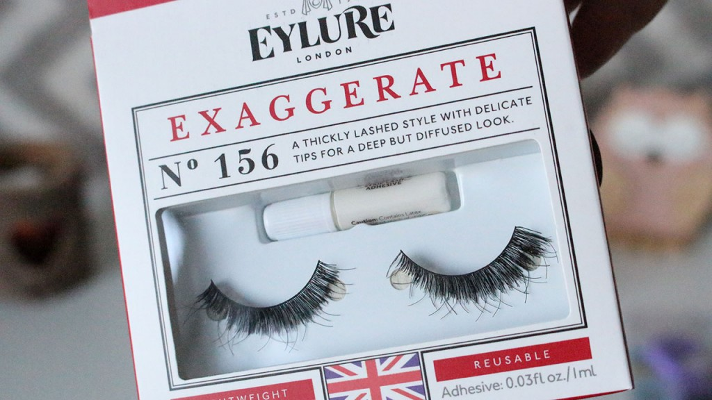 Faux cils Exaggerate - Eylure