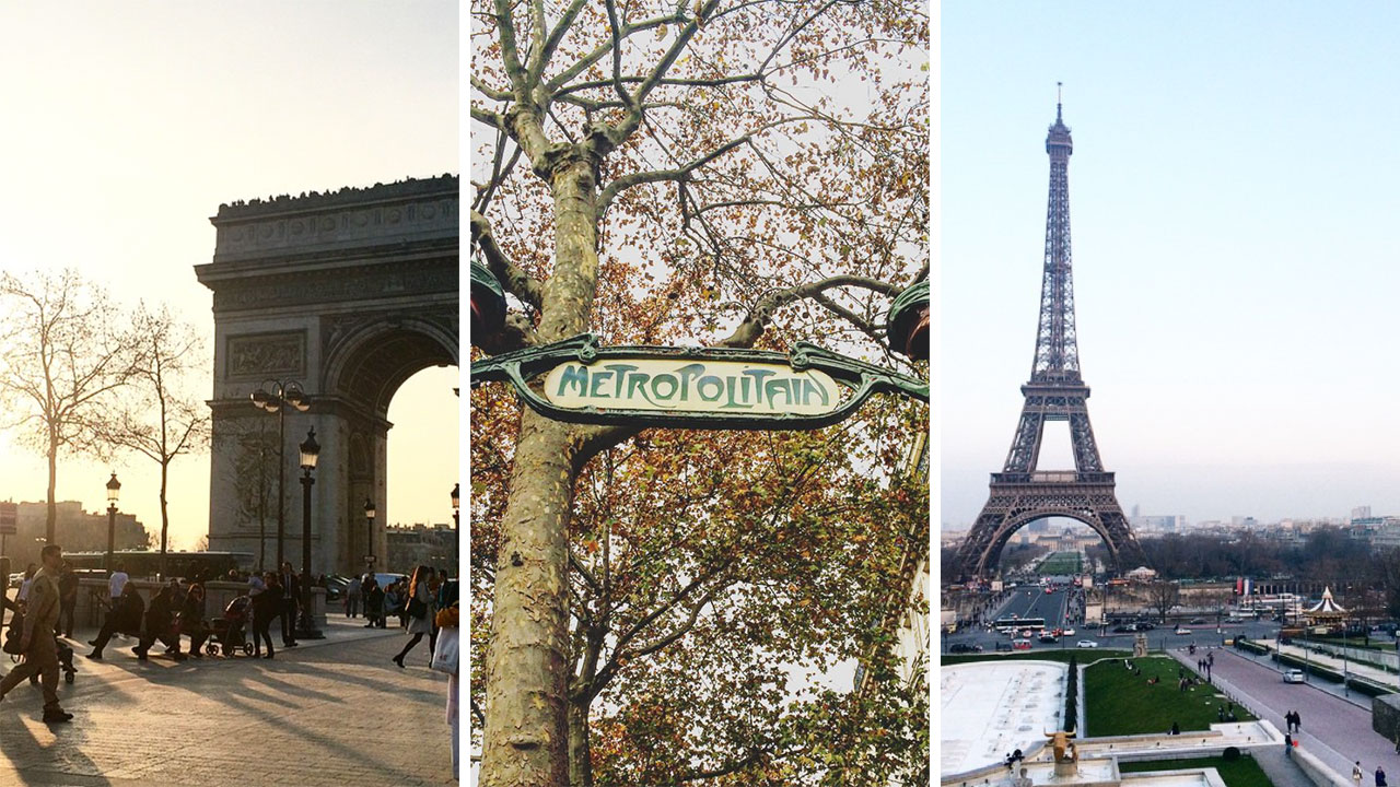 Monuments Paris