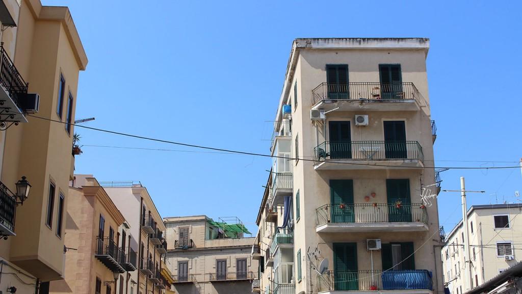 Centre historique de Palerme