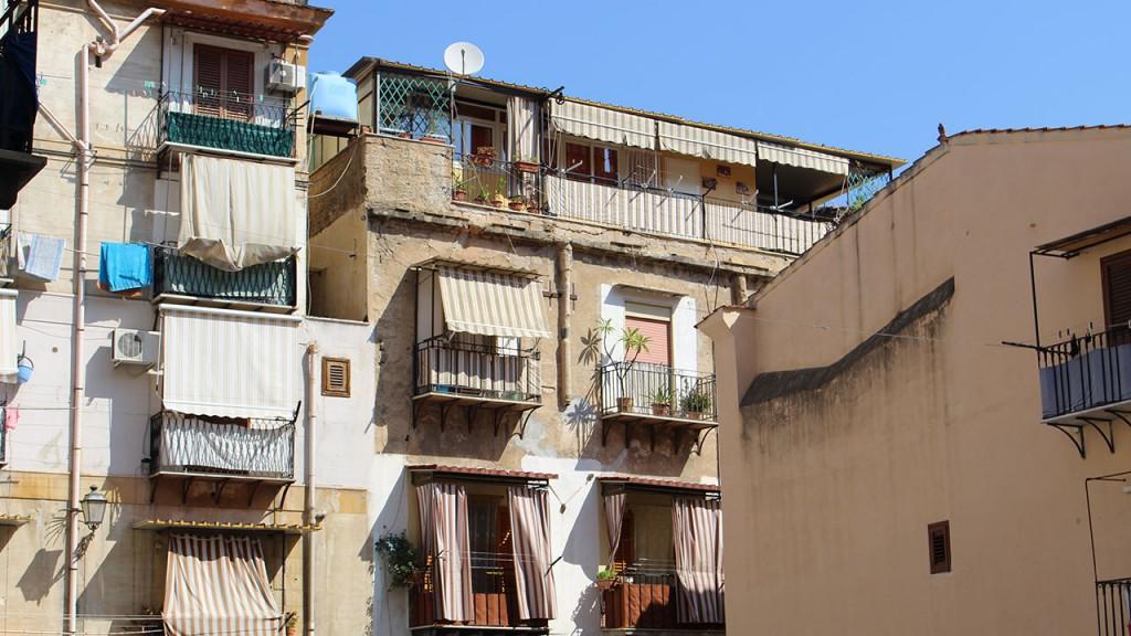 Chaleur en Sicile