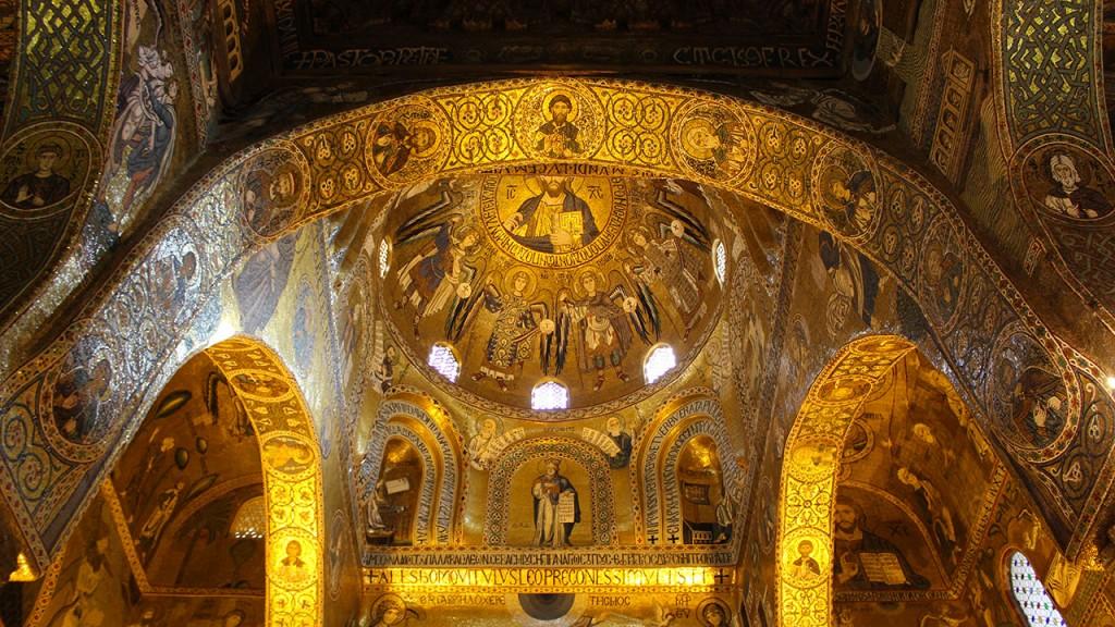 Chapelle Palatine Sicile