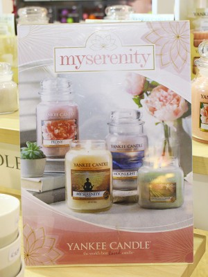 Collection My Serenity Yankee Candle