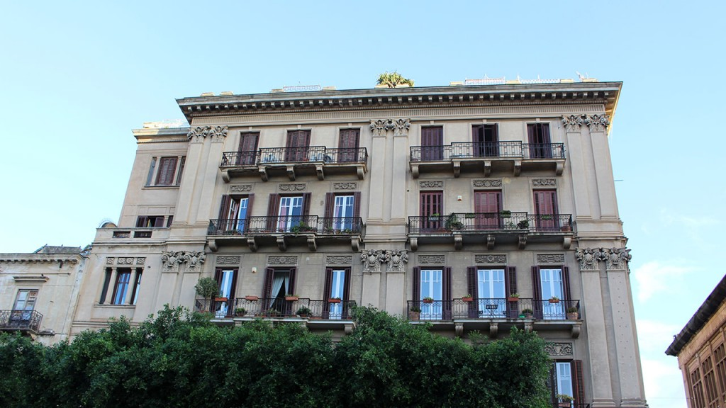 Immeuble Palerme