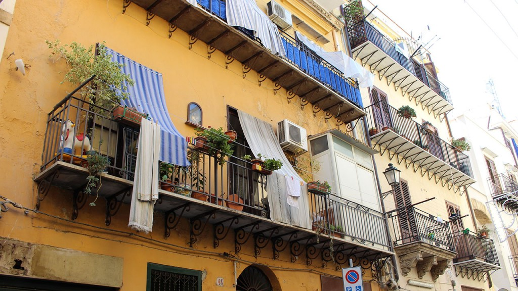 immeuble Palerme Sicile