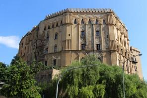 Palais des Normands Palerme