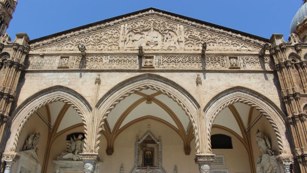 Palerme cathédrale